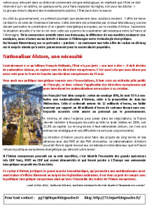 Tract Alstom mai 2014-2