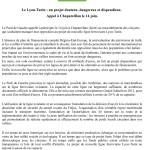 Communiqué presse PG LGV juin 2015